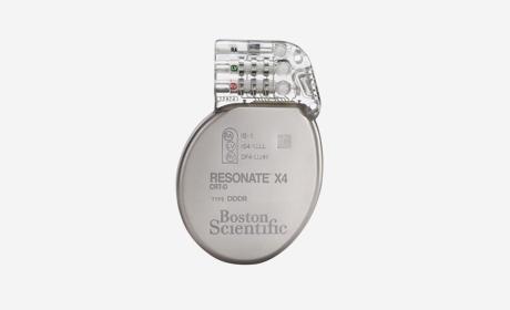 RESONATE X4 CRT-D from Boston Scientific