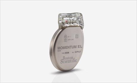 MOMENTUM EL ICD from Boston Scientific