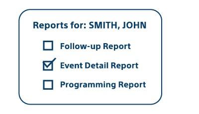 flexible reports