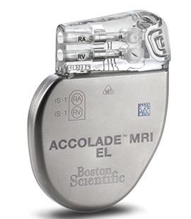 Front-facing ACCOLADE MRI EL device