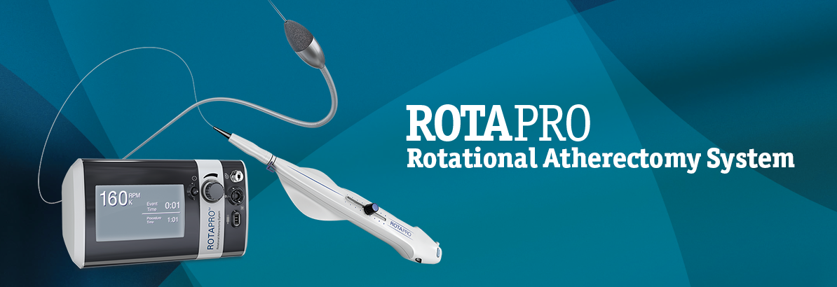 ROTAPRO Rotational Atherectomy System