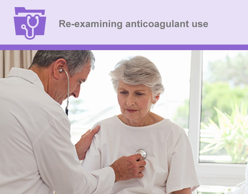 Re-examining anticoagulant use