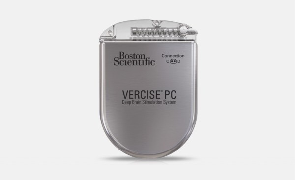 Vercise PC DBS System IPG.