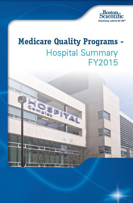 Medicare Hospital Summary for 2015