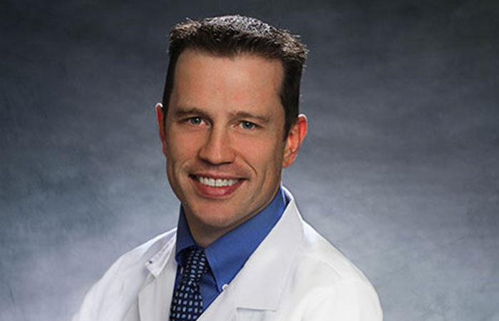 Dr. Cantrill headshot