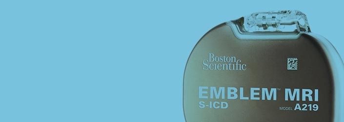 Background image with EMBLEM MRI ICD