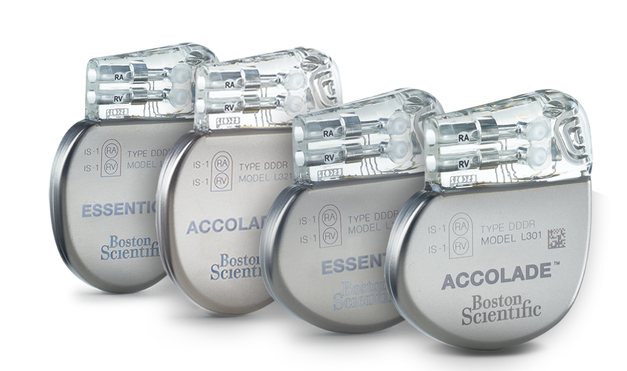 Boston Scientific's Pacemaker Lineup