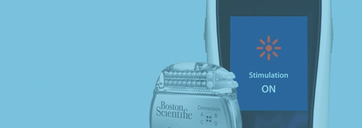 Boston Scientific's Spinal Cord Stimulator