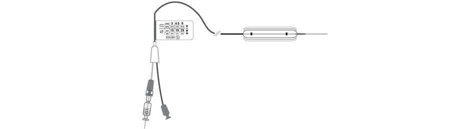 CRE PRO Single-Use Wireguided Esophageal / Pyloric / Colonic / Biliary Balloon Dilators