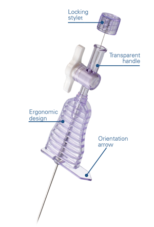 TSX Transseptal Needle