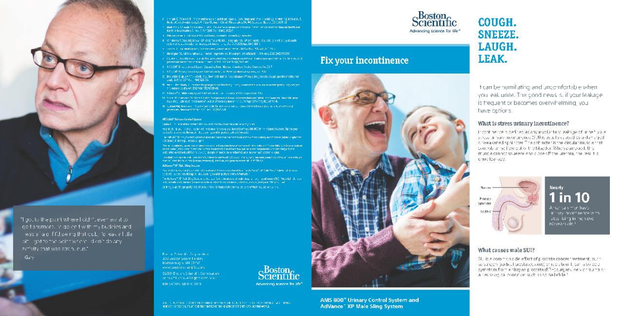 SUI Patient Brochure