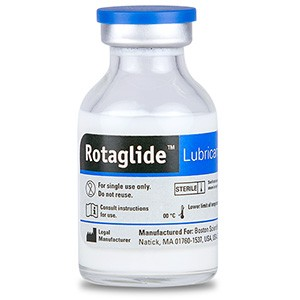 Rotaglide™ lubricant reduces friction