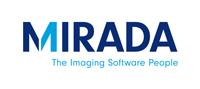 MIRADA - The Imaging Software People wordmark.
