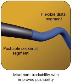 Apex Balloon Catheter Segment