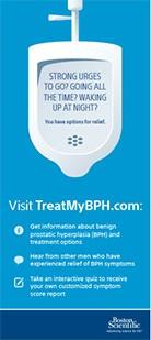 TreatMyBPH.com Patient Website Highlight Card