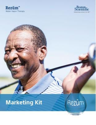 Rezum Marketing Kit
