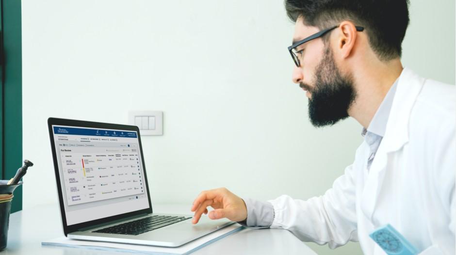 LATITUDE Clarity™ Data Management System
