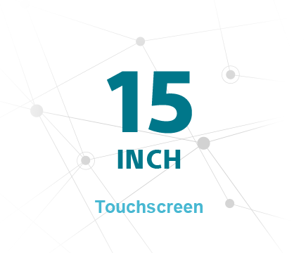 15 Inch Touchscreen
