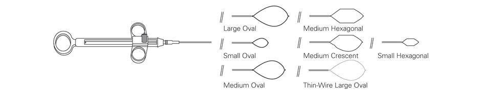 Captivator™ Single-Use Snares