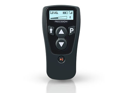 Precision Plus remote control