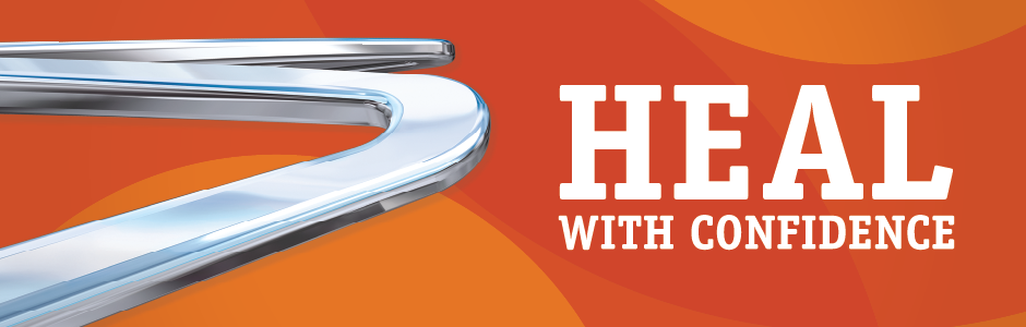 SYNERGY Coronary Stent System - Heal with Confidence
