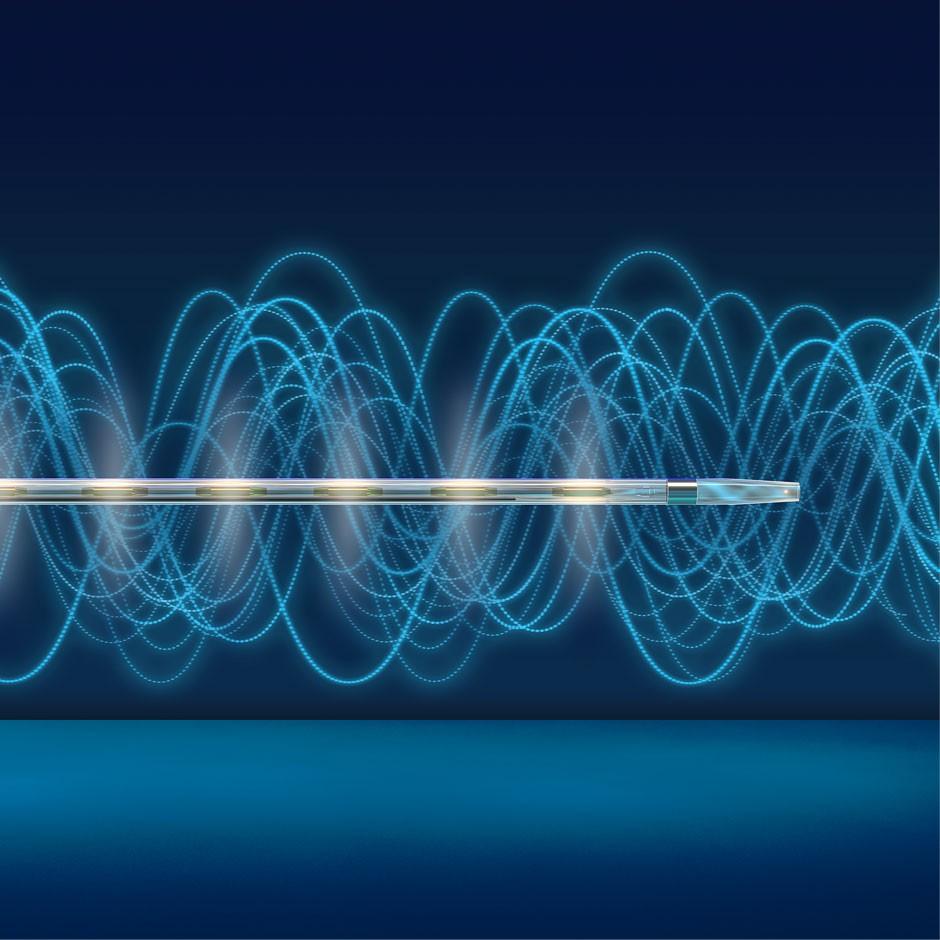 EkoSonic Endovascular Device pulse