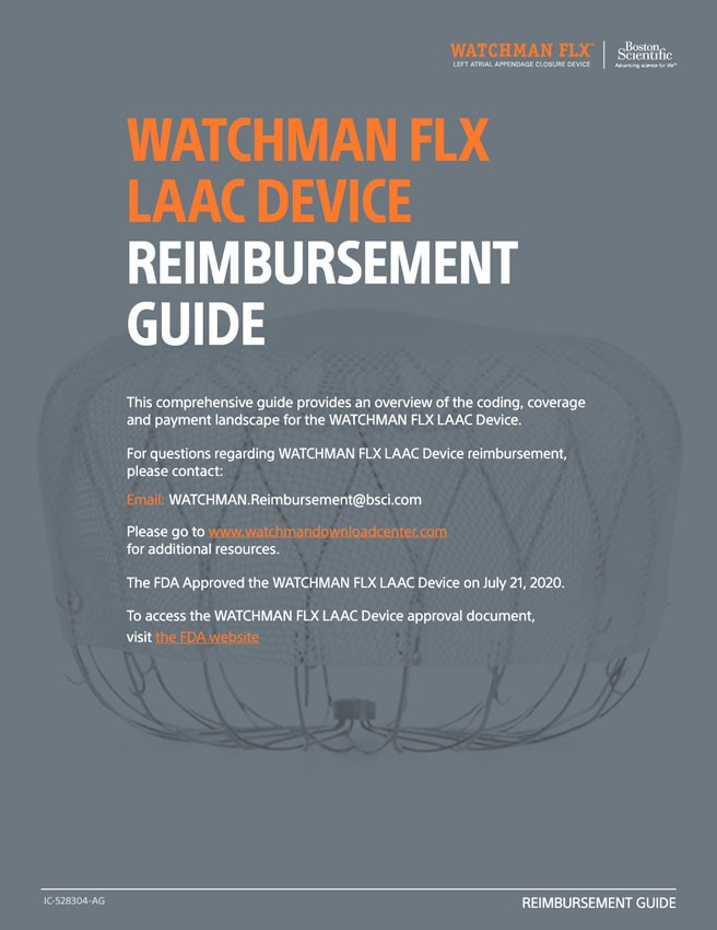 Watchman Reimbursement Guide