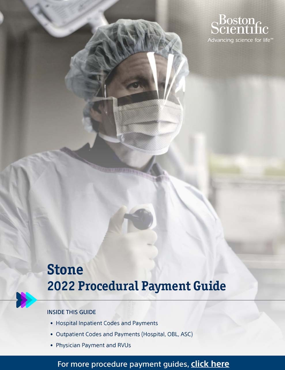 Stone Management Coding and Payment Guide