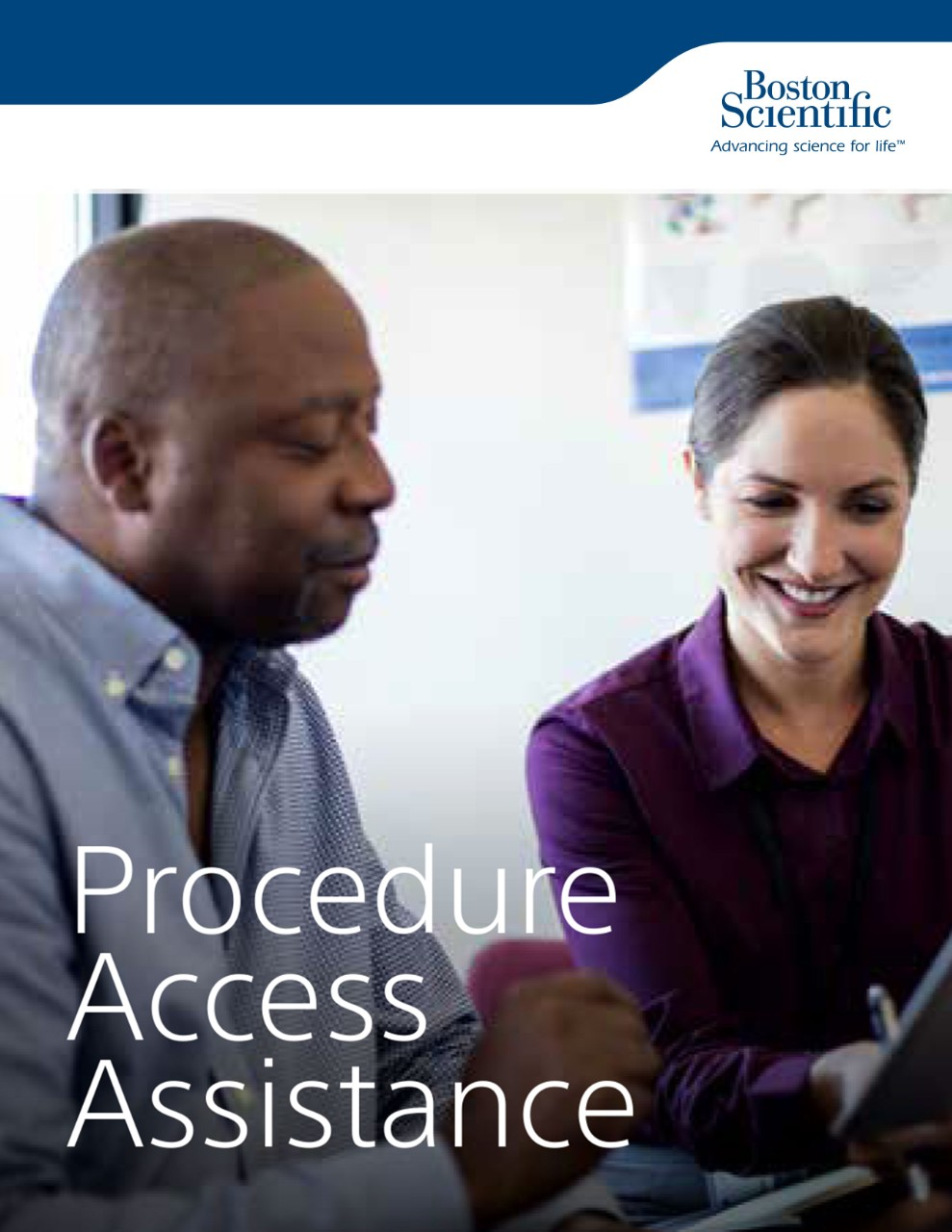 Patient Procedure Access Brochure for Prosthetic Urology