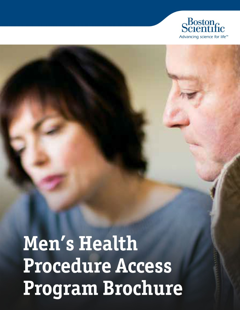 Boston Scientific Prosthetic Urology Procedure Access Program Brochure