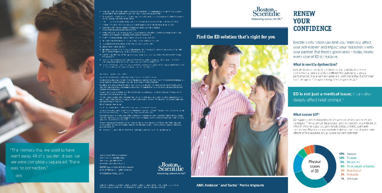 Ambicor and Tactra Patient Brochure