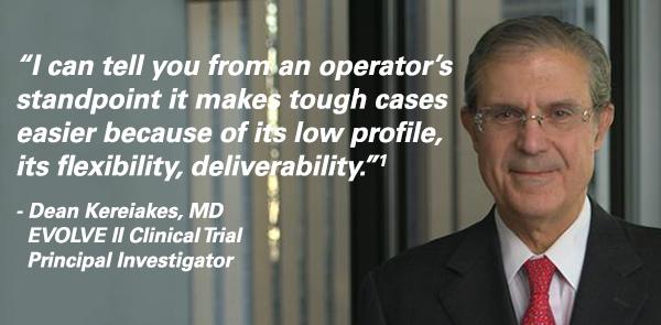 SYNERGY Enhances Operational Efficiency - Dean Kereiakes, MD