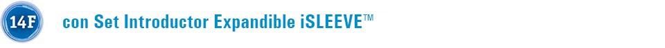 iSleeve Expandable Introducer Set