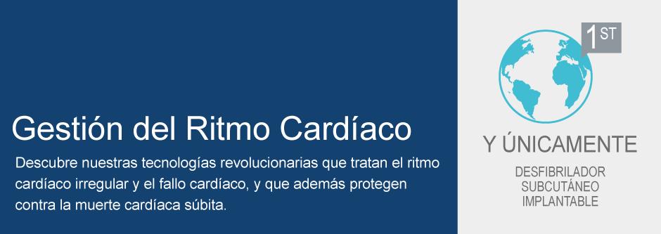 Gestión del Ritmo Cardíaco