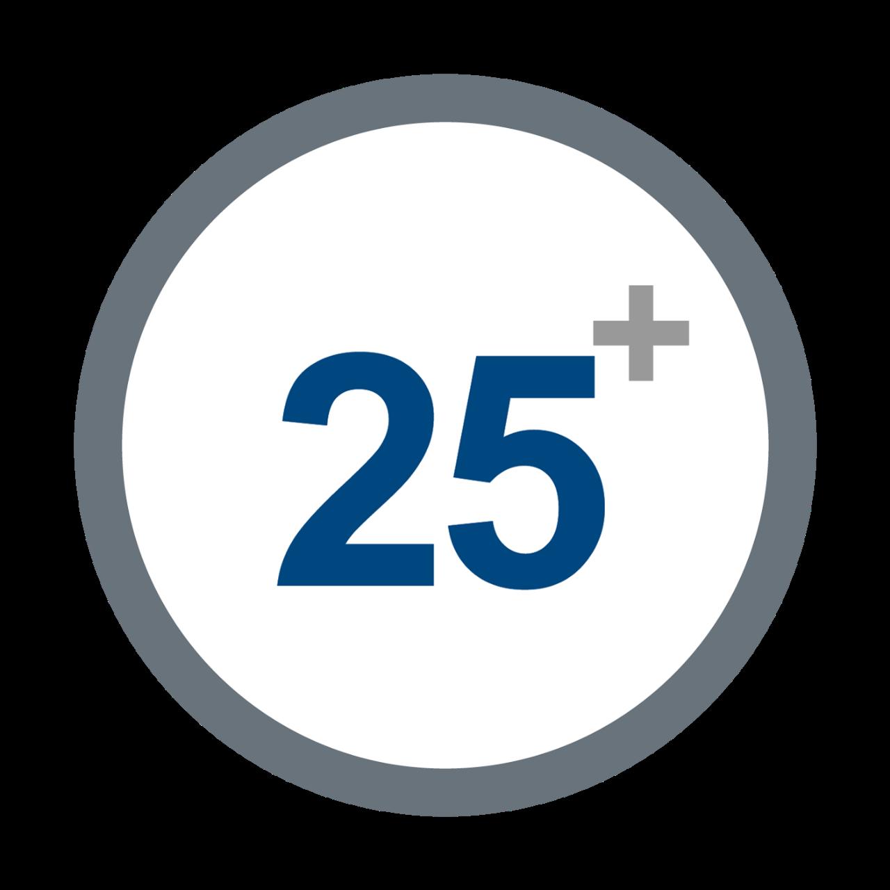 25 icon