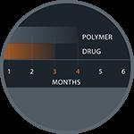 SYNERGY-Evita una exposición del polímero a largo plazo