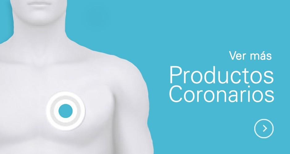 Portafolio productos coronarios