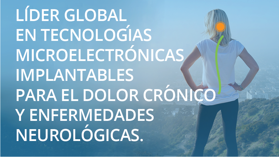 A global leader in microelectronic implantable technologies for chronic pain and neurological diseases.