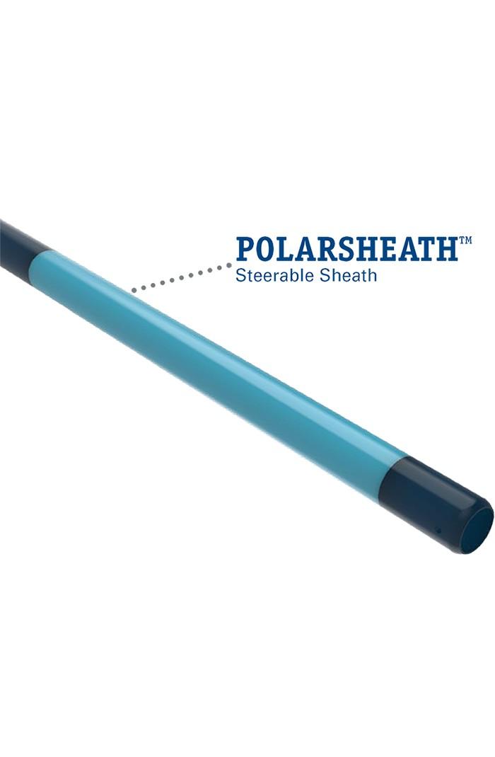 POLARSHEATH™ STEERABLE SHEATH