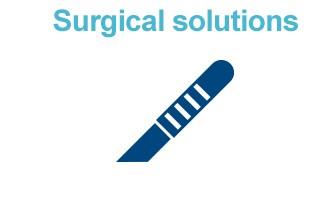 Solução cirurgica